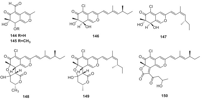 The Bioactive Secondary Metabolites from Talaromyces species